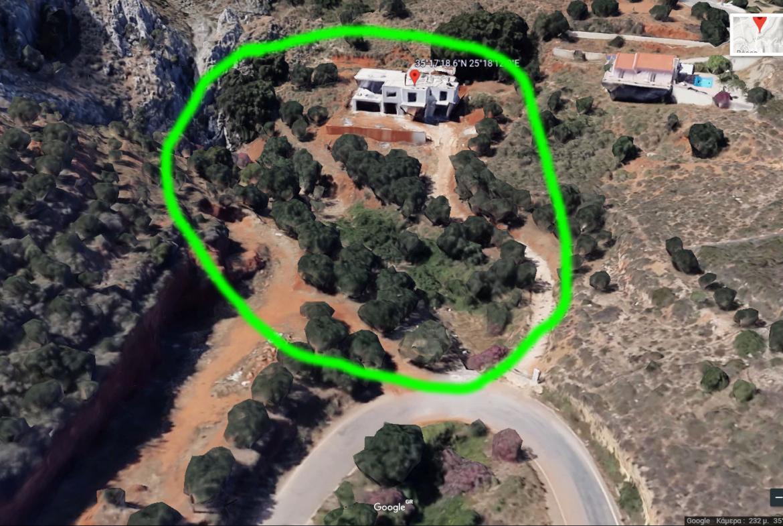 500 Quadratmeter große Villa auf Kreta