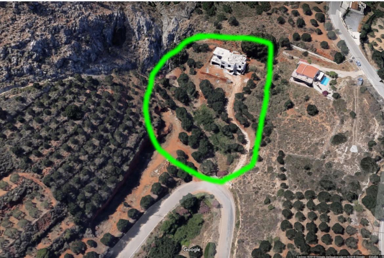 Villa in Gouves auf Kreta