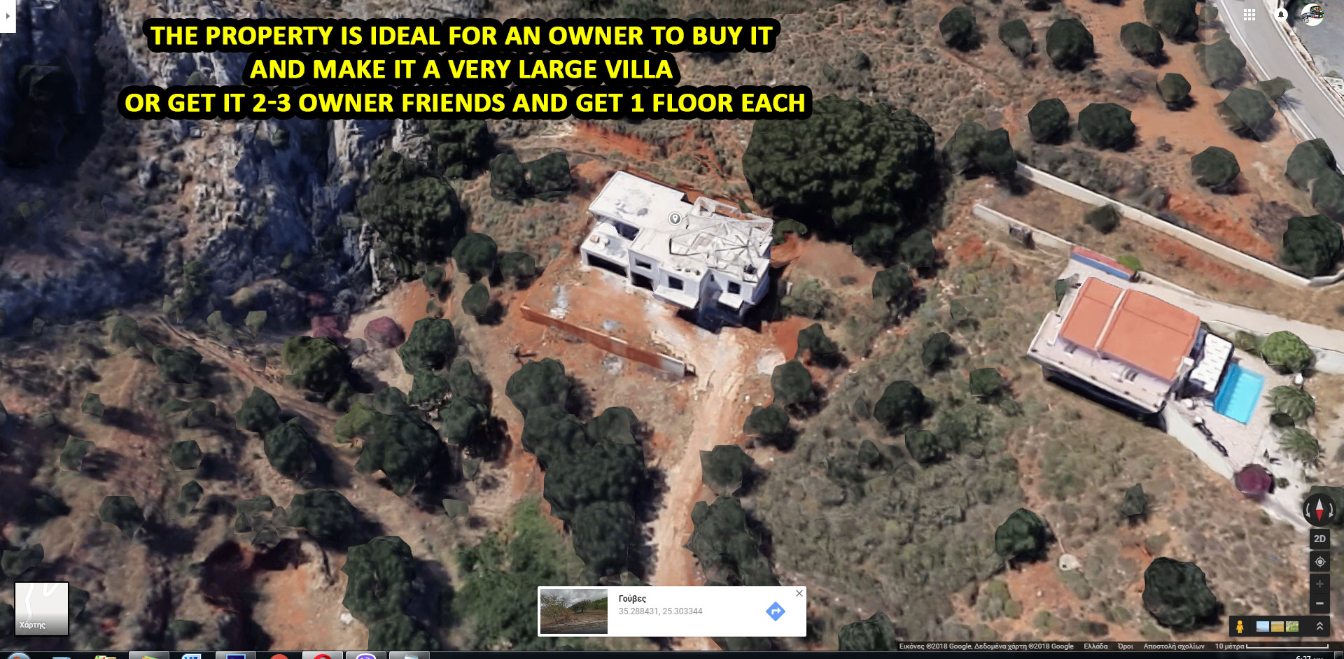 persönliche Villa auf Kreta