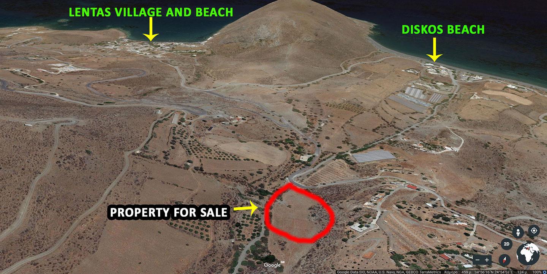 Land for sale in Kreta